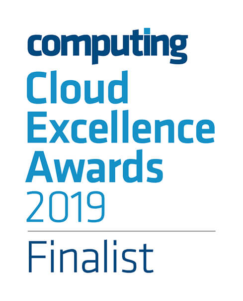 Cloud Excellence Awards finalists
