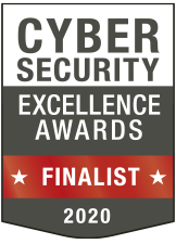 Cybersecurity Excellence Awards 2020 Finalist