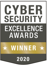 Cybersecurity Excellence Awards 2020 Winner
