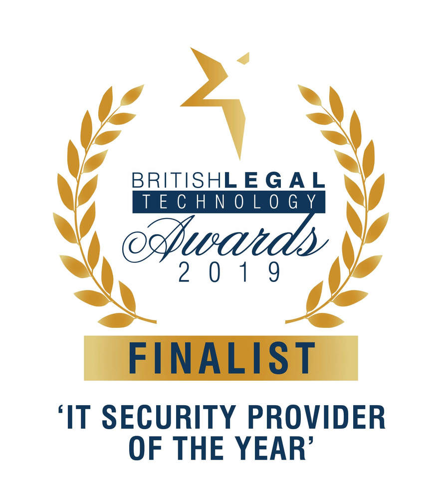 British Legal IT Awards finalist