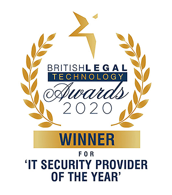 British Legal Technology Awards Winner 2020